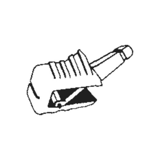 Nivico DT-13 Stylus : Brand:Tonar, Info:Aftermarket Stylus, Stylus:Spherical