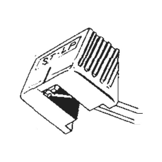 Nivico DT-18 Stylus : Brand:Tonar, Info:Aftermarket Stylus, Stylus:Spherical