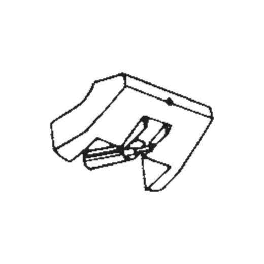 Pioneer PN-800 Stylus : Brand:Tonar, Info:Aftermarket Stylus, Stylus:Spherical