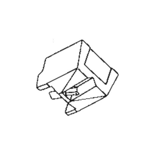 Toshiba N-44 C Stylus : Brand:Tonar, Info:Aftermarket Stylus, Stylus:Spherical