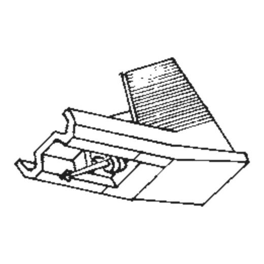 Scott ATN-3482 P Stylus : Brand:Tonar, Info:Aftermarket Stylus  (ATN-101P for Audio Technica AT-101P and Scott AT-3482P), Stylus:Spherical