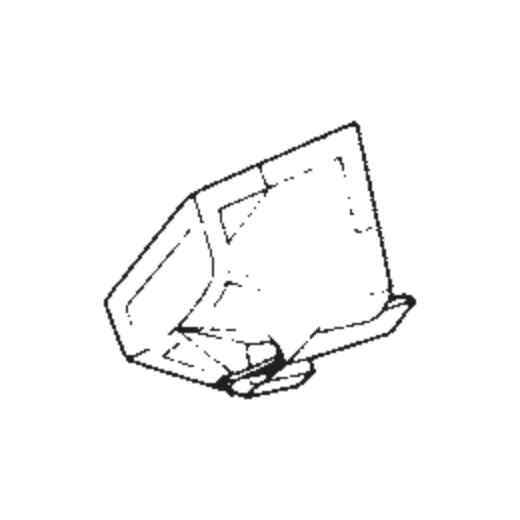Toshiba N-500 C Stylus : Brand:Tonar, Info:Aftermarket Stylus, Stylus:Spherical