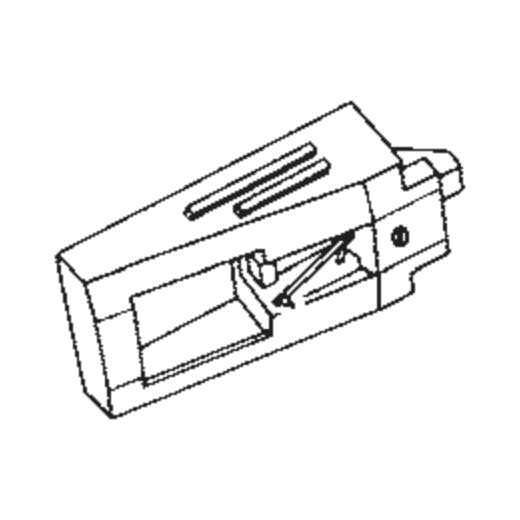 Yamaha N-8100 Stylus : Brand:Tonar, Info:Aftermarket Stylus, Stylus:Elliptical