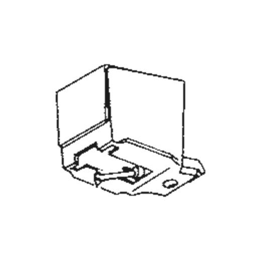 Sony ND-142 P  PINK PLASTIC Stylus : Brand:Tonar, Info:Aftermarket Stylus, Stylus:-
