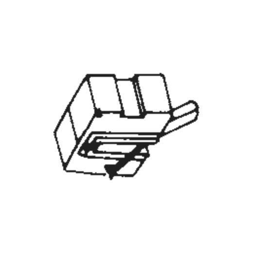 Pioneer PN-20 Stylus : Brand:Tonar, Info:Aftermarket Stylus, Stylus:Spherical