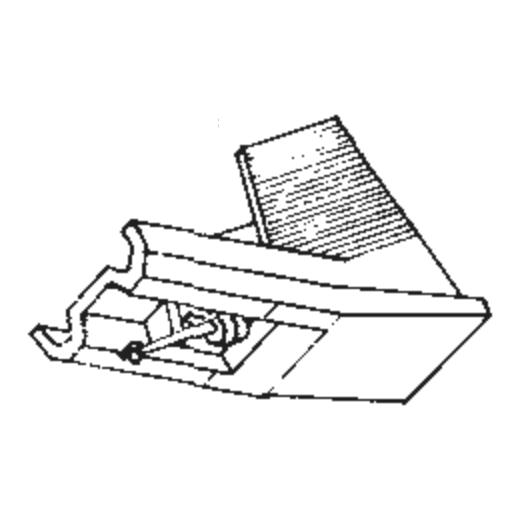 Pioneer PN-295 T Stylus : Brand:Tonar, Info:Aftermarket Stylus, Stylus:Spherical