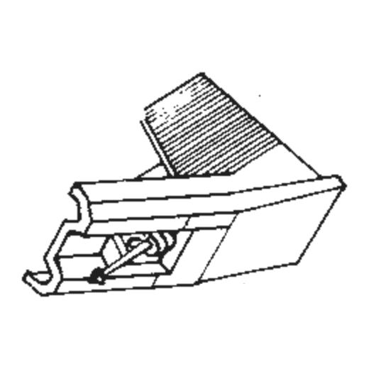 ATN-3492P stylus for Audio Technica AT-3492P : Brand:Tonar, Info:Aftermarket Stylus  (ATN-3492P for AT-3492P), Stylus:Spherical