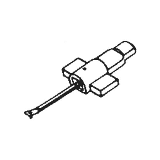 Coner R-608 RCS Stylus : Brand:Tonar, Info:Aftermarket Stylus, Stylus:Spherical