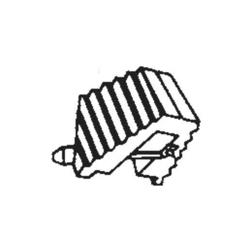 Japan Columbia/Denon DSN-9 Stylus for PU-1229 and PU-1230 : Brand:Tonar, Info:Aftermarket Stylus, Stylus:Spherical