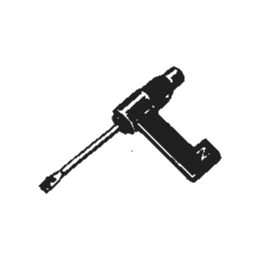 Ronette 107 Stylus : Brand:Tonar, Info:Aftermarket Stylus  DOUBLE, Stylus:Dual Sapphire 78RPM Mono + Diamond Stereo