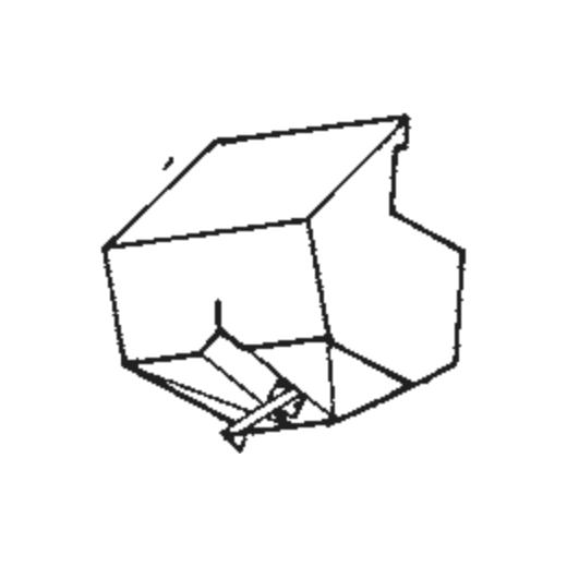 Sanyo ST-57 D Stylus : Brand:Tonar, Info:Aftermarket Stylus, Stylus:Spherical