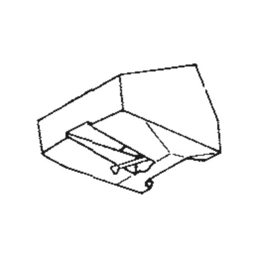 N-61 Stylus for Kenwood/Trio V-61 : Brand:Tonar, Info:Aftermarket Stylus, Stylus:Spherical