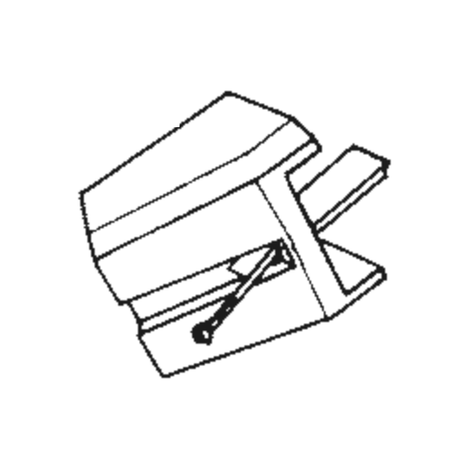 Toshiba N-77 C Stylus : Brand:Tonar, Info:Aftermarket Stylus, Stylus:Spherical
