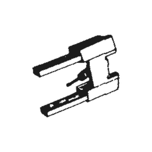 National/Technics EPS-46 STQD Stylus for EPC-460C4 : Brand:Tonar, Info:Aftermarket Stylus, Stylus:Line-Contact