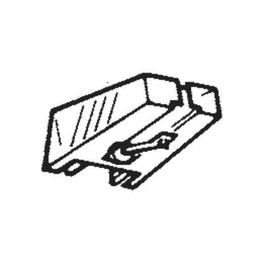 Empire S-333 Stylus : Brand:Tonar, Info:Aftermarket Stylus  (Blue), Stylus:Spherical