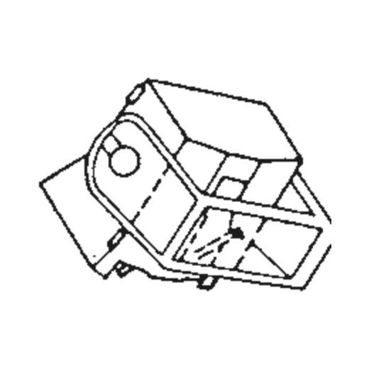 Toshiba 8-37 C Stylus : Brand:Tonar, Info:Aftermarket Stylus, Stylus:Spherical
