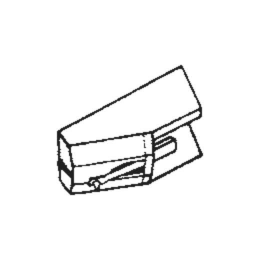 Sanyo ST-08 D Stylus : Brand:Tonar, Info:Aftermarket Stylus, Stylus:Spherical