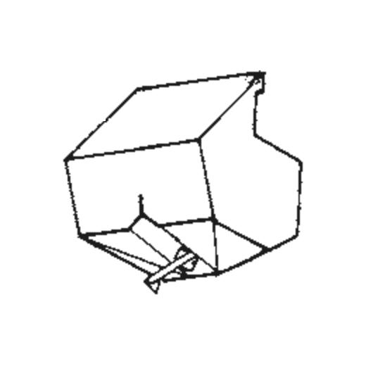 Japan Columbia/Denon DSN-67 Stylus for DL-67 : Brand:Tonar, Info:Aftermarket Stylus, Stylus:Spherical