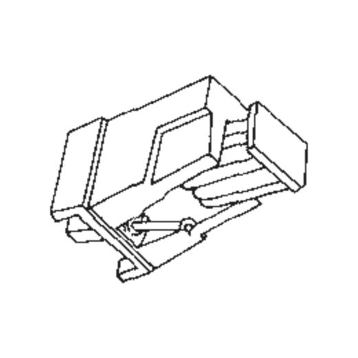 Sansui SNP-212 Stylus : Brand:Tonar, Info:Aftermarket Stylus, Stylus:Spherical