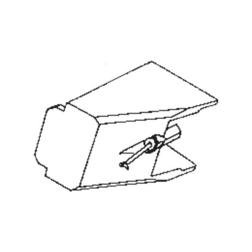 U.P.O.s . Stylus : Brand:Tonar, Info:Aftermarket Stylus, Stylus:Spherical