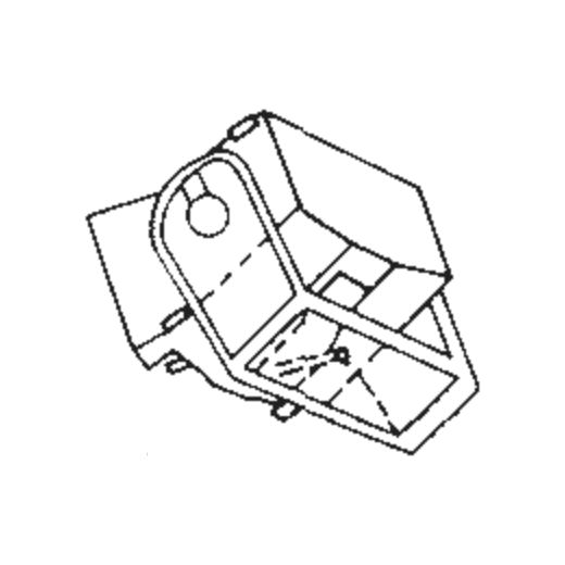 N-65 Stylus for Kenwood/Trio V-65 : Brand:Tonar, Info:Aftermarket Stylus, Stylus:Spherical