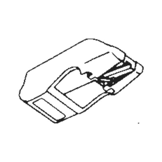 A.D.C. Q SERIES Stylus : Brand:Tonar, Info:Aftermarket Stylus, Stylus:Elliptical