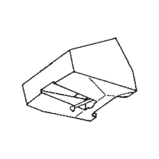 N-66 Stylus for Kenwood/Trio V-66 : Brand:Tonar, Info:Aftermarket Stylus, Stylus:Spherical