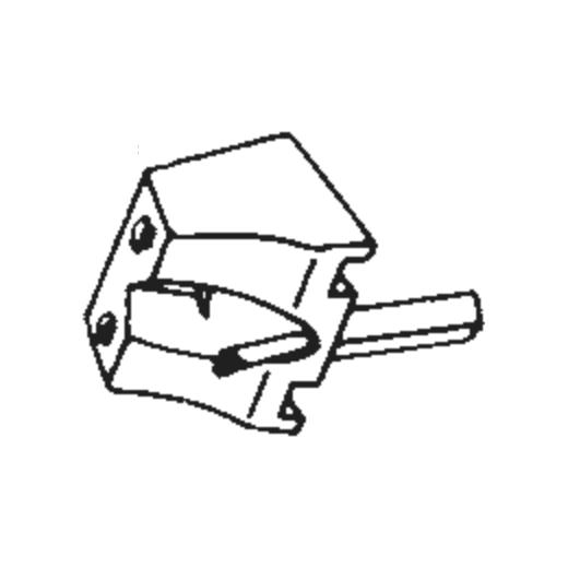 Empire S-906/S-906E Stylus : Brand:Tonar, Info:Aftermarket Stylus  (S906 / 66/X), Stylus:Spherical
