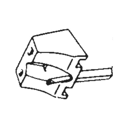 Empire S-906/S-906E Stylus : Brand:Tonar, Info:Aftermarket Stylus  (S906E / 66E/X), Stylus:Elliptical