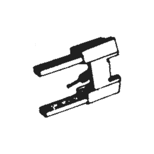 National/Technics EPS-451 Stylus for EPC-460, EPC-451, and EPC-450 : Brand:Tonar, Info:Aftermarket Stylus, Stylus:Line-Contact