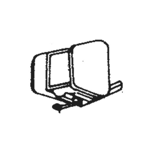 Pioneer PN-19 Stylus : Brand:Tonar, Info:Aftermarket Stylus, Stylus:Spherical