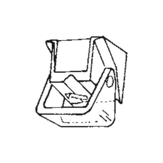 Empire S-45 E Stylus : Brand:Tonar, Info:Aftermarket Stylus, Stylus:Elliptical