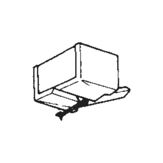 Acos M-6 WHITE Stylus : Brand:Tonar, Info:Aftermarket Stylus  (New version), Stylus:Spherical