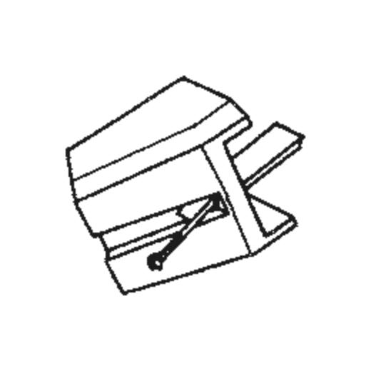 Philips NLD 4822 251 30112 Stylus : Brand:Tonar, Info:Aftermarket Stylus, Stylus:Spherical