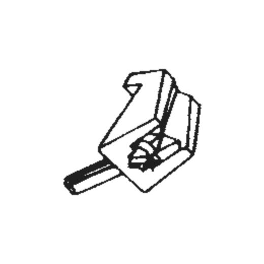 DLC / DLE Stylus for Pickering TLC / TLE : Brand:Tonar, Info:Aftermarket Stylus  (DLC), Stylus:Spherical