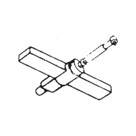 B.S.R. ST-23 Stylus : Brand:Tonar, Info:Aftermarket Stylus  SAPPHIRE, Stylus:Spherical