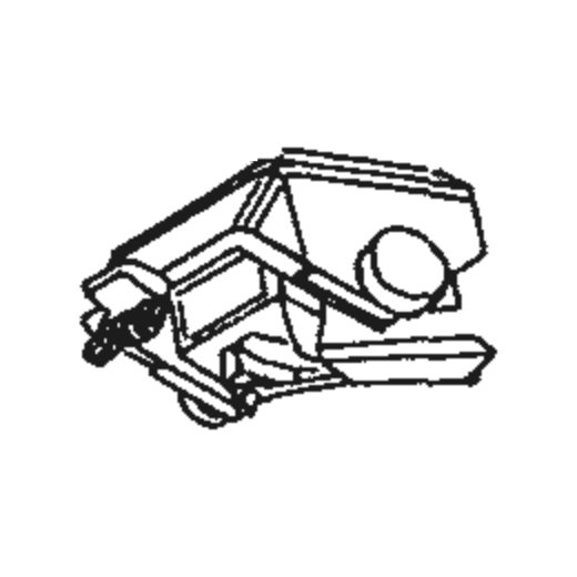 VN5xMR Styli for Shure V15VxMR : Brand:Tonar, Info:Aftermarket Stylus  (VN-5 x replacement for V15 V-xMR), Stylus:Shibata