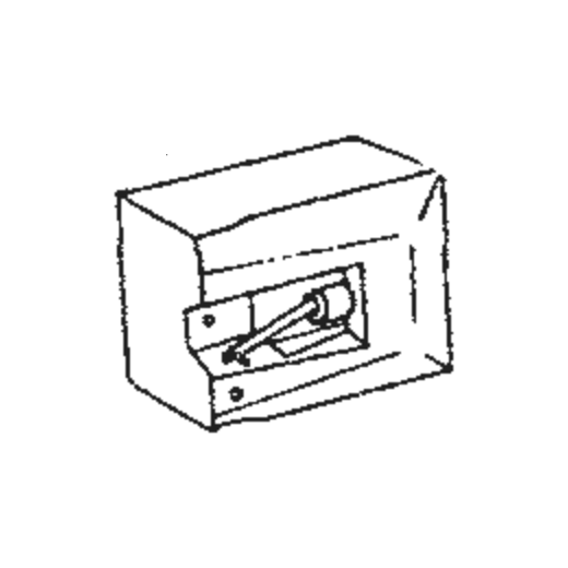 ATN-95 Stylus for Audio Technica AT-95 : Brand:Tonar, Info:Aftermarket Stylus, Stylus:Spherical Diamond Mono