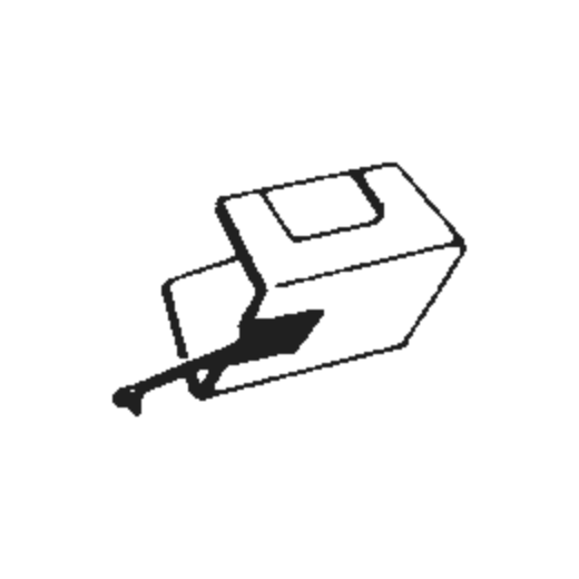 Mitsubishi 3D-31 M Stylus : Brand:Tonar, Info:Aftermarket Stylus, Stylus:Spherical