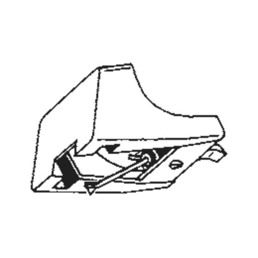 ATN-3711 / ATN-3711E stylus for Audio Technica AT-3711 : Brand:Tonar, Info:Aftermarket Stylus, Stylus:Hyper elliptical