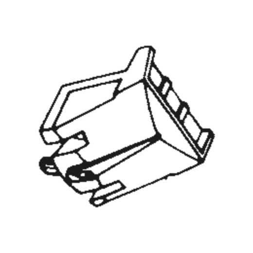 ST-36 D Stylus for Sanyo MG-36 : Brand:Tonar, Info:Aftermarket Stylus, Stylus:Spherical