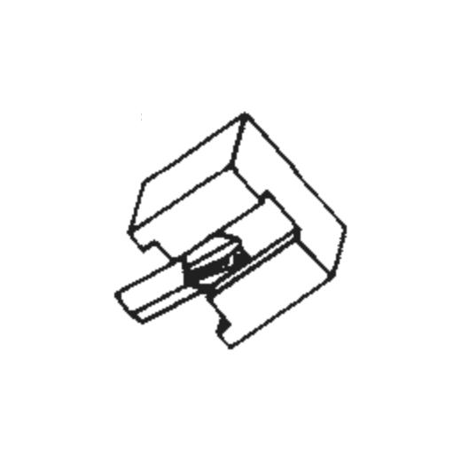 N-31 Stylus for Kenwood/Trio V-31 : Brand:Tonar, Info:Aftermarket Stylus, Stylus:Spherical
