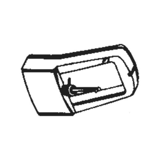 Sony VL-34 G Stylus : Brand:Tonar, Info:Aftermarket Stylus, Stylus:Elliptical