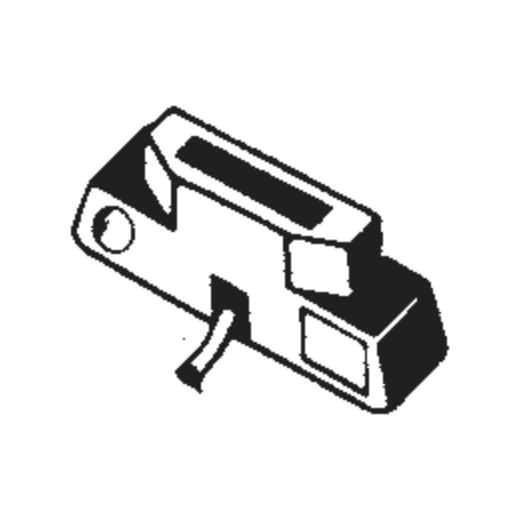 Dual DN-90 Stylus : Brand:Tonar, Info:Aftermarket Stylus, Stylus:Spherical Sapphire Mono