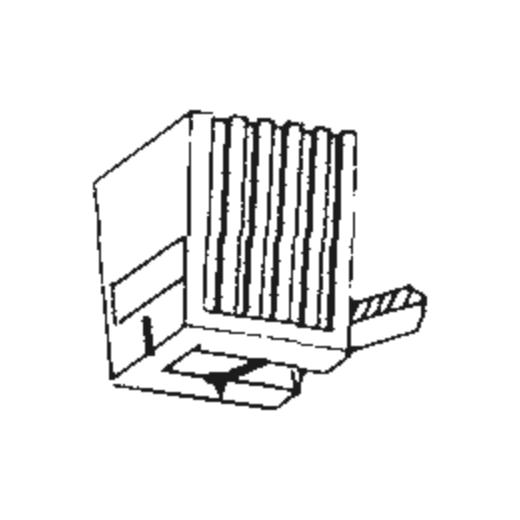 Lenco M-94 : Brand:Tonar, Info:Aftermarket Stylus, Stylus:Spherical
