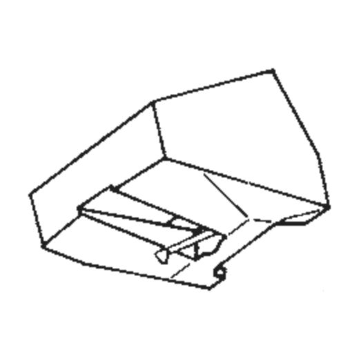 SN-80 styli for Sansui SC-80 : Brand:Tonar, Info:Aftermarket Stylus, Stylus:Spherical