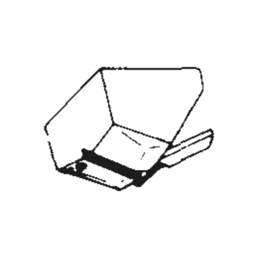 Schneider CN-933 Stylus : Brand:Tonar, Info:Aftermarket Stylus, Stylus:Spherical