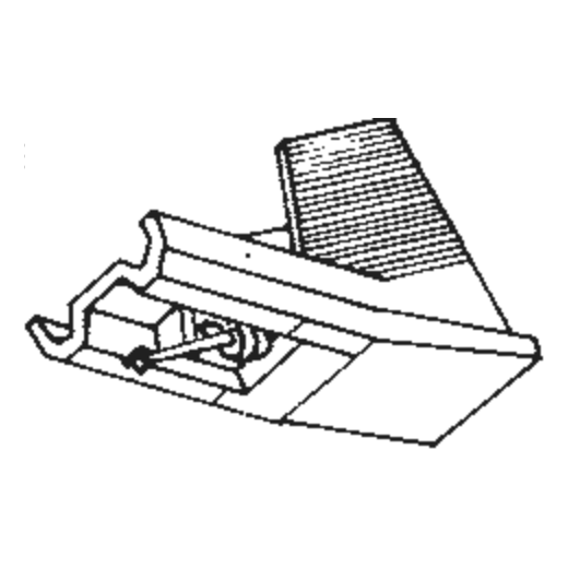 N-63 Stylus for Kenwood/Trio V-63 : Brand:Original, Info:Original N-63 Stylus, Stylus:Spherical