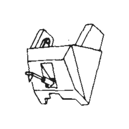 Sansui SN-27 Stylus : Brand:Tonar, Info:Aftermarket Stylus, Stylus:Spherical