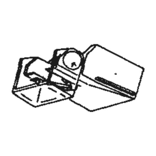ATN-100E stylus for Audio Technica AT-100 : Brand:Audio Technica, Info:Original Stylus, Stylus:Bonded Elliptical